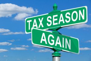 Tax Season Again - Google Images