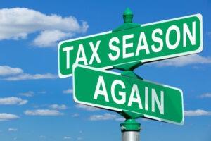 Tax Season Again - Google Images
